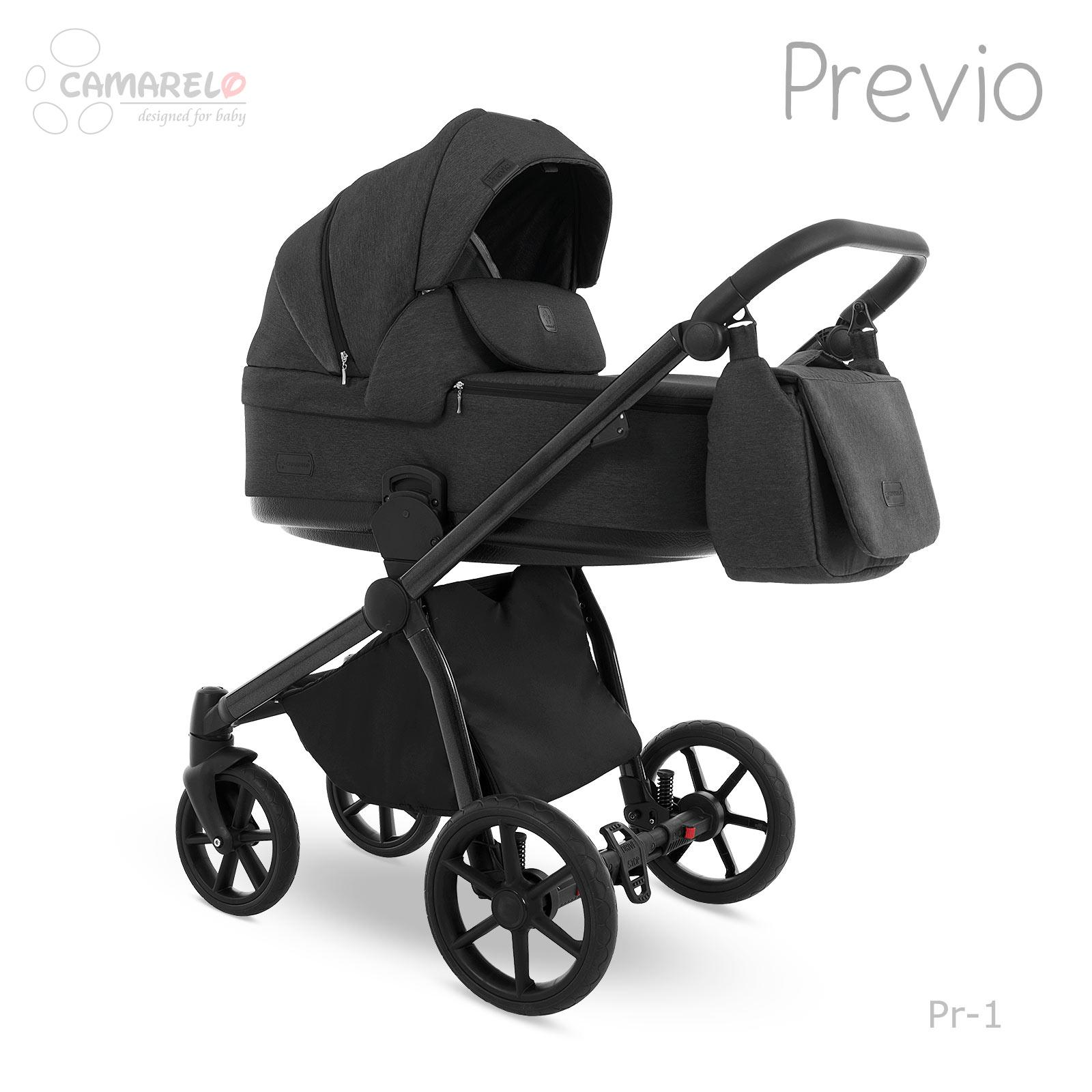 Camarelo Previo Pr-01 | Kolica za bebe, bebi oprema Bebbco