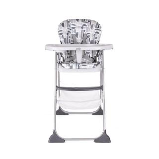 Stolica za hranjenje Joie Snacker grey