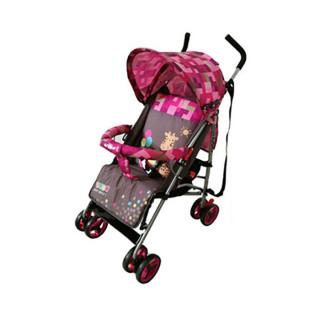 Letnja kolica Siena roza