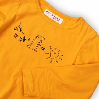 Majica za devojčicu Minoti