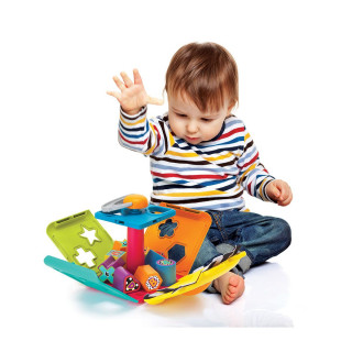 Edukativna igračka shape sorter