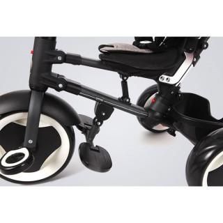 Tricikl Q Play Grey 3u1