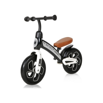 Balance Bike Q Play Yellow