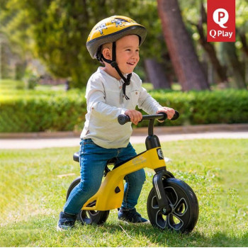 Balance Bike Q Play White