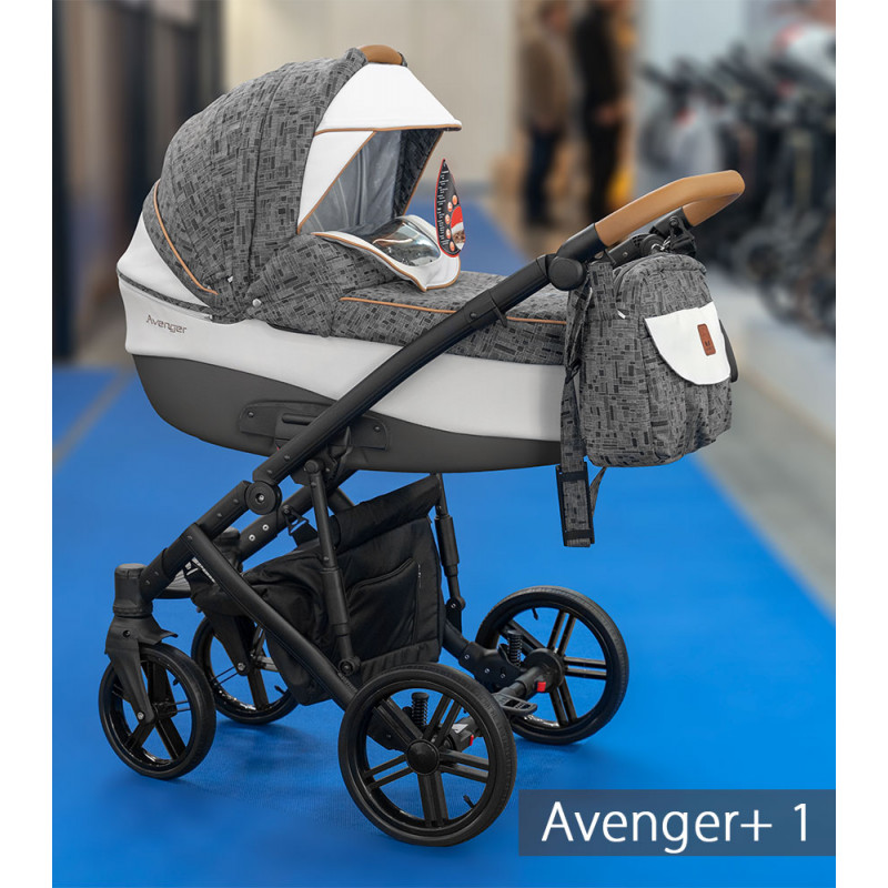 Avenger Plus 01
