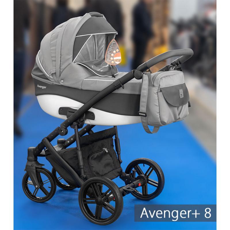 Avenger Plus 08 | Kolica za bebe, bebi oprema Bebbco