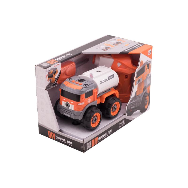 Vatrogasno vozilo na šrafljenje