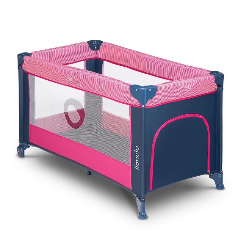 Prenosni krevetac Stefi rozi