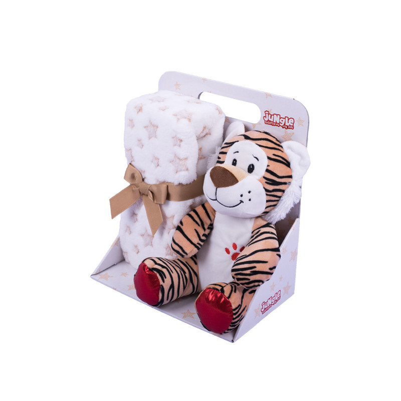 Ćebe sa igračkom Tigar