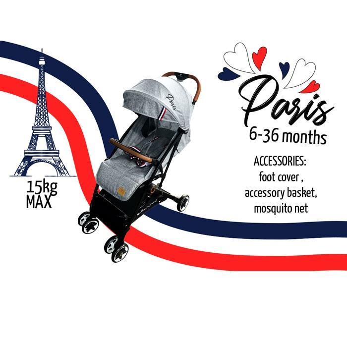 Letnja kolica Paris Texax