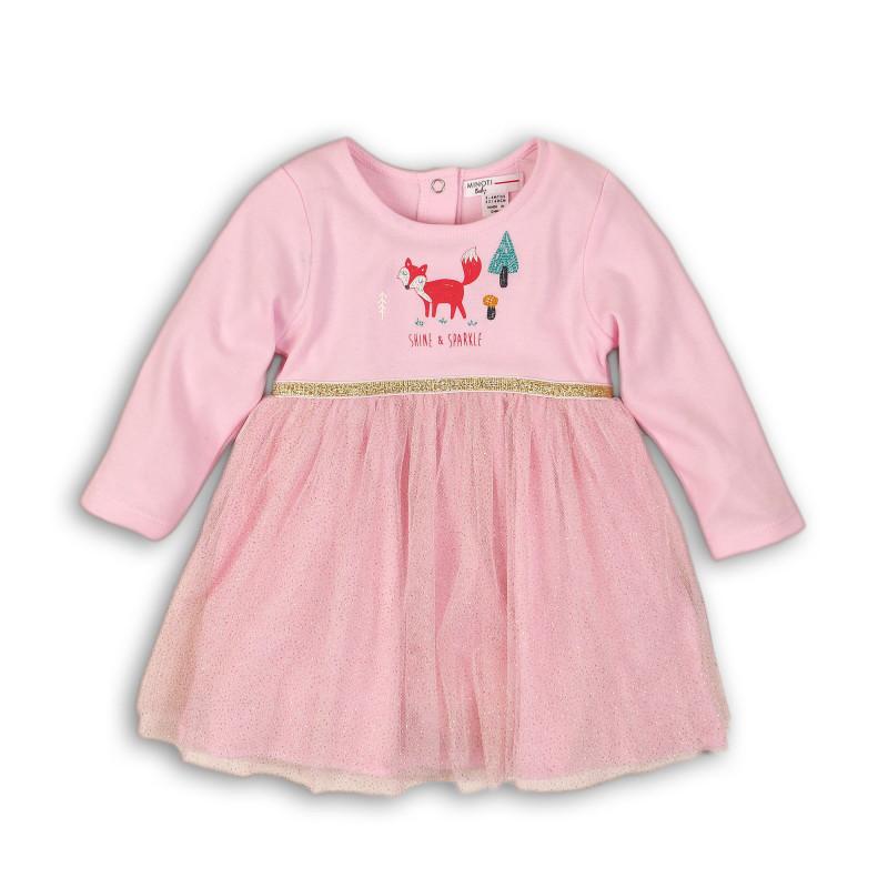 Haljina za bebu Minoti