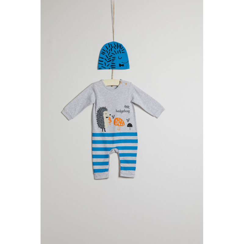 Zeka sa kapicom za bebu