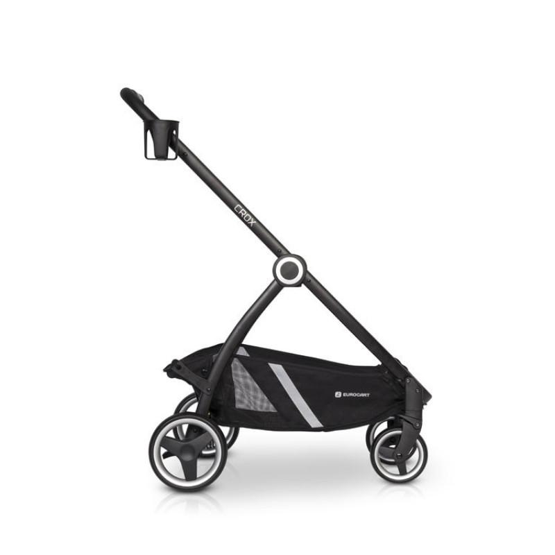 Euro Cart Crox 0-22kg Pearl + autosedište
