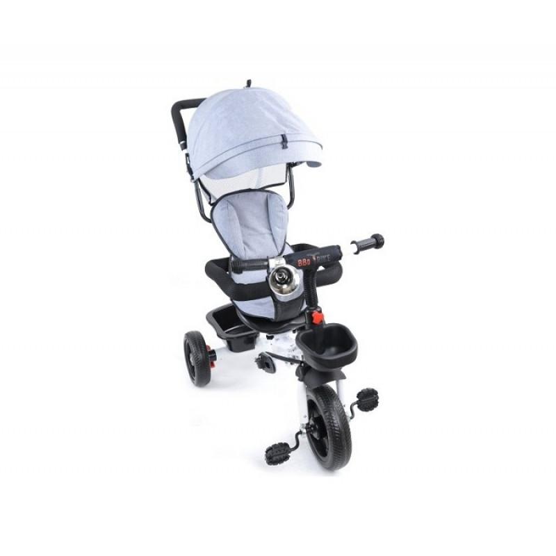 Tricikl BBO Trike sivi