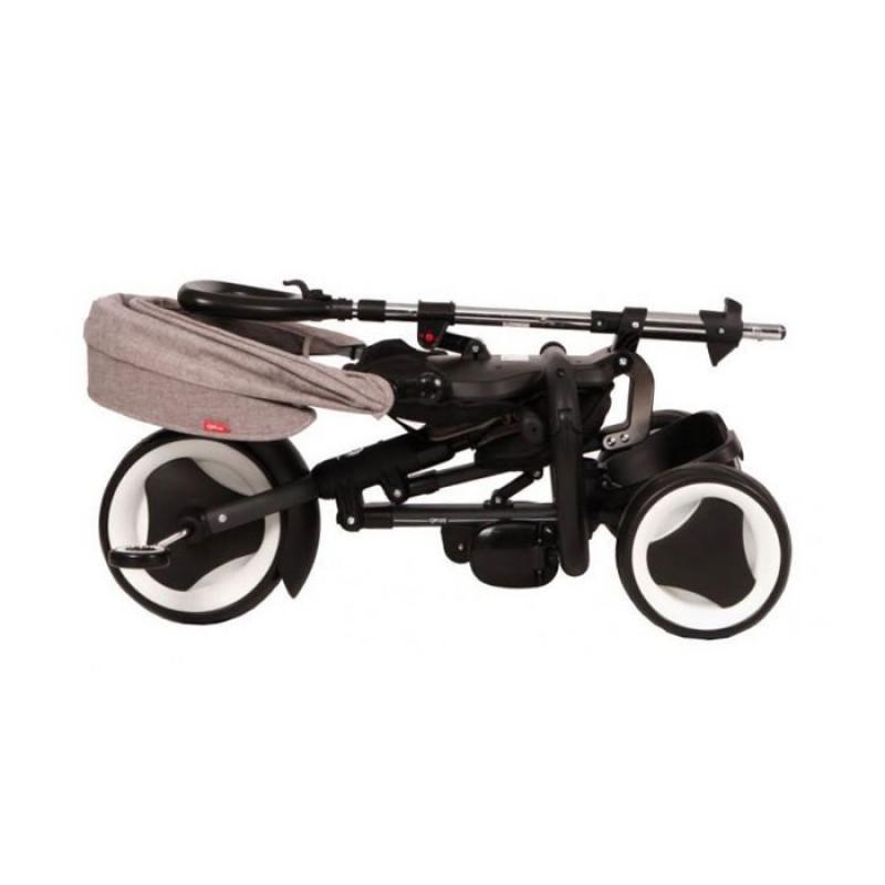 Tricikl Q Play Bed 3u1