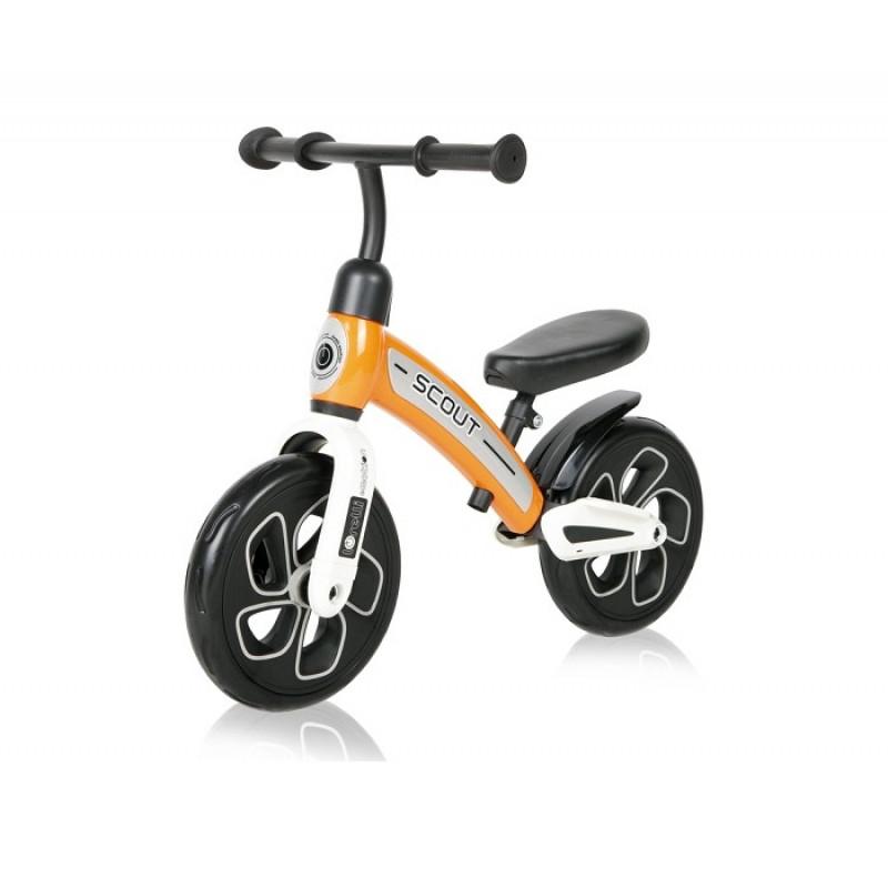 Balance Bike Q Play Black