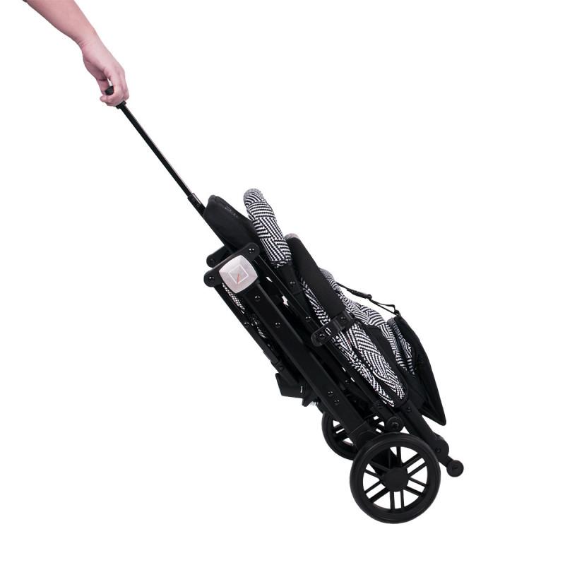 Letnja kolica Quad Black